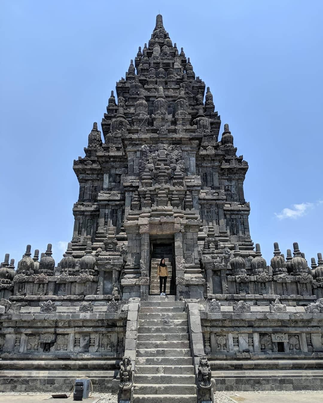 Đền Prambanan, Yogyakarta, Indonesia