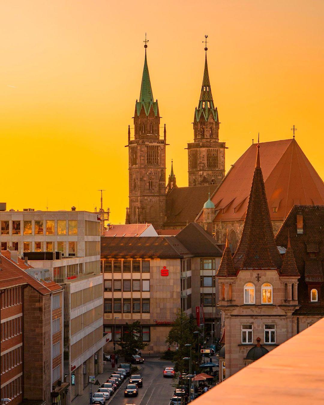 Nuremberg, Đức