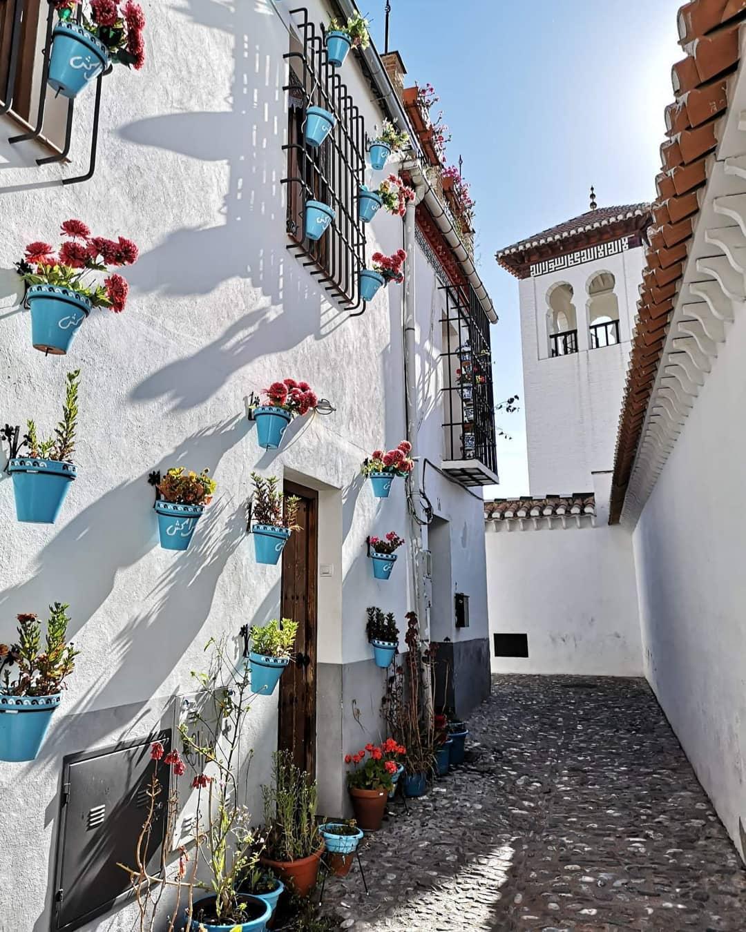 Albaicin, Granada, Tây Ban Nha