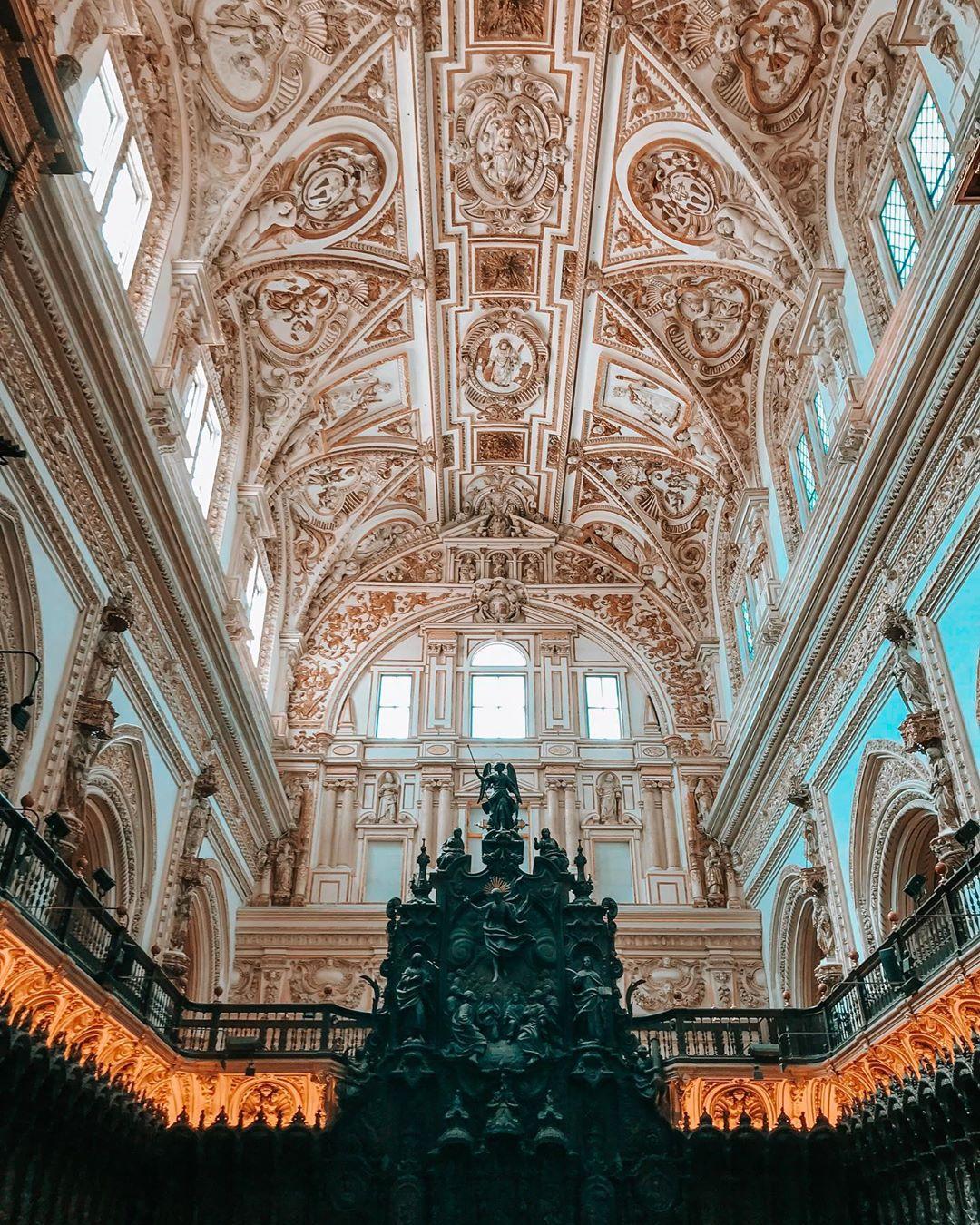 La Mezquita, Córdoba, Tây Ban Nha