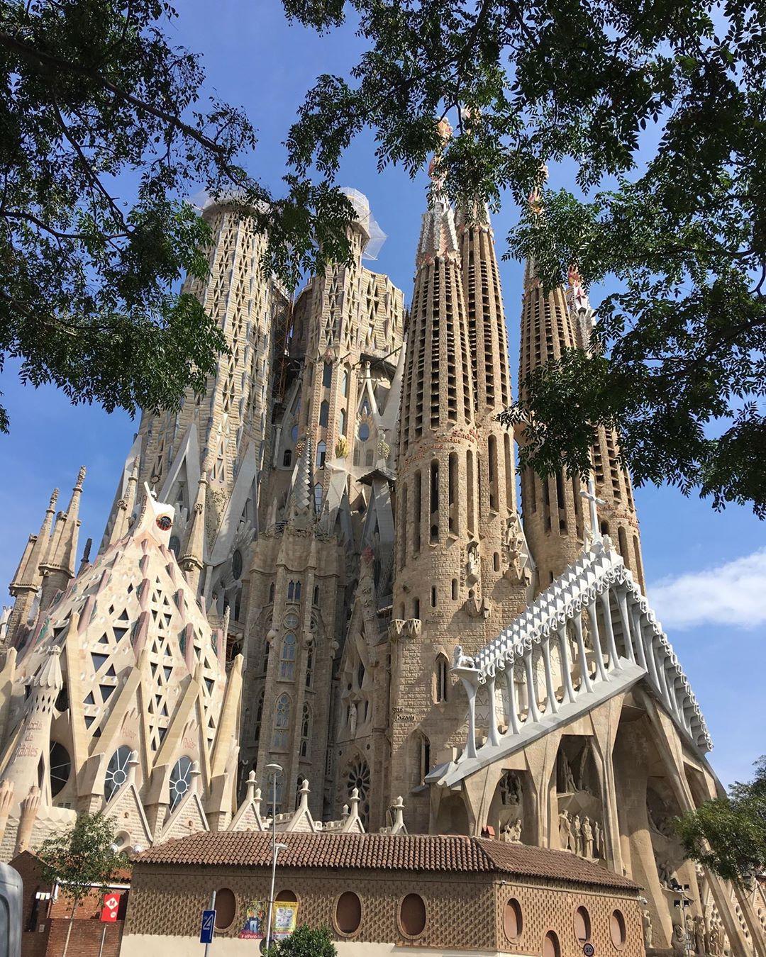 Basílica de la Sagrada Família, Barcelona, Tây Ban Nha
