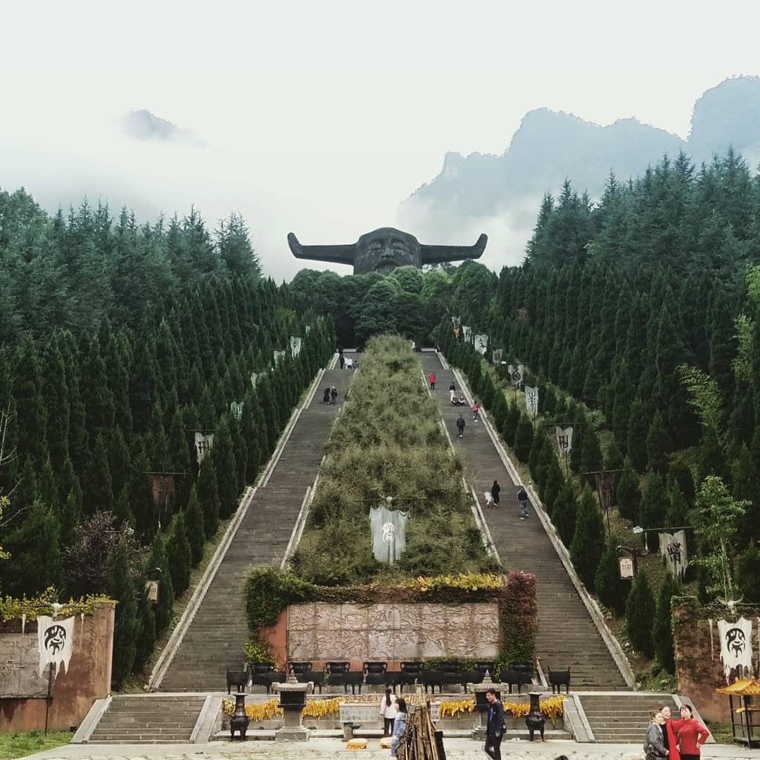 Shennongjia (Thần Nông Gía), Hồ Bắc, Trung Quốc