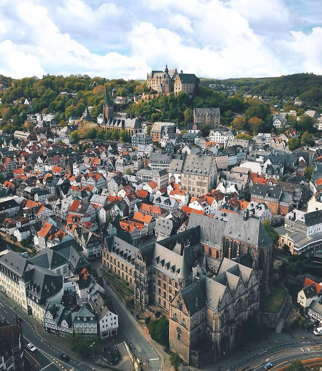 Marburg, Đức