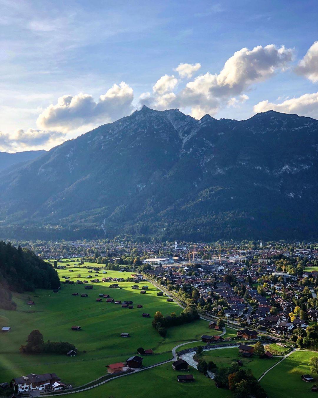 Olympia Skisprung-Zentrum, Garmisch Partenkirchen, Đức