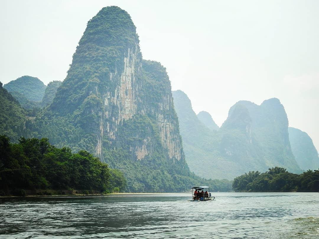 Sông Li, Quế Lâm, Trung Quốc