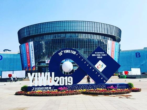 Hội chợ 2019 ở Yiwu (Nghĩa Ô), tỉnh Chiết Giang (Zhejiang), Trung Quốc