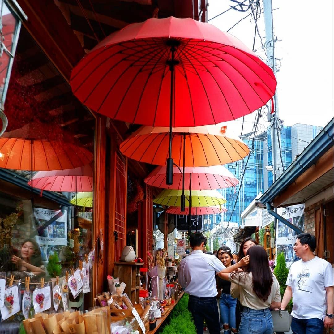 Làng Ikseon-dong, Seoul, Hàn Quốc