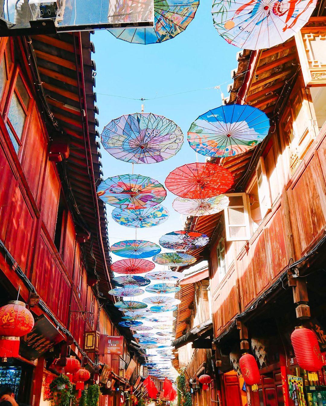 Lệ Giang cổ trấn (Lijiang), Vân Nam, Trung Quốc
