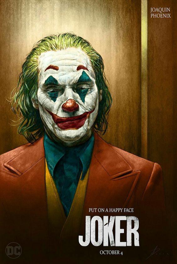 Top 5 phim điện ảnh đáng xem nhất tháng 10/2019 - Joker (Kẻ Ác Nhân)