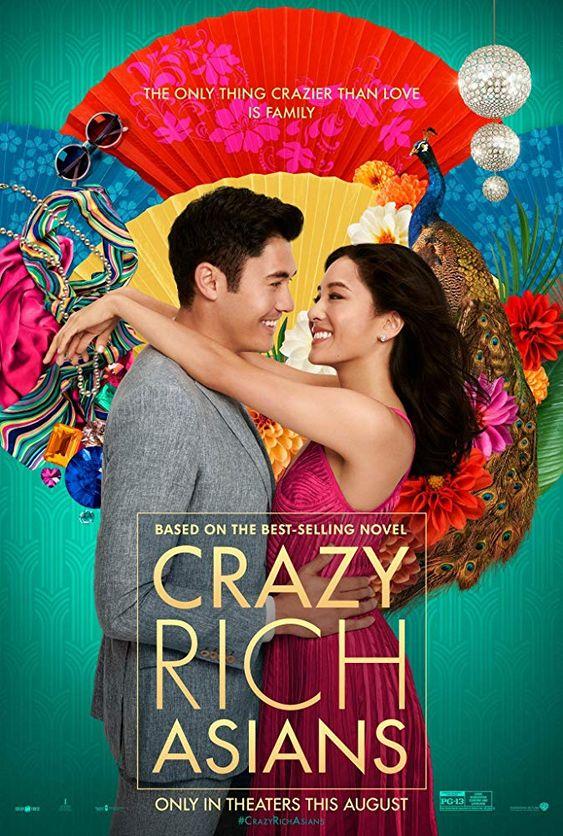 Crazy Rich Asians (2018)