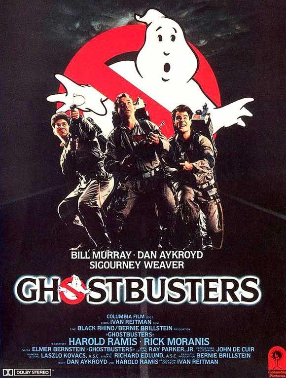 Những phim Mỹ bị Trung Quốc cấm chiếu - Ghostbusters
