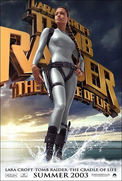 Những phim Mỹ bị Trung Quốc cấm chiếu - Lara Croft Tomb Raider: The cradle of life
