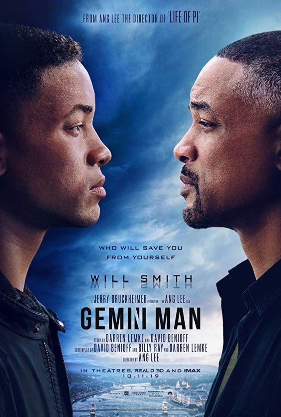 Gemini Man (Đàn ông song tử) - Top 5 phim điện ảnh đáng xem nhất tháng 10