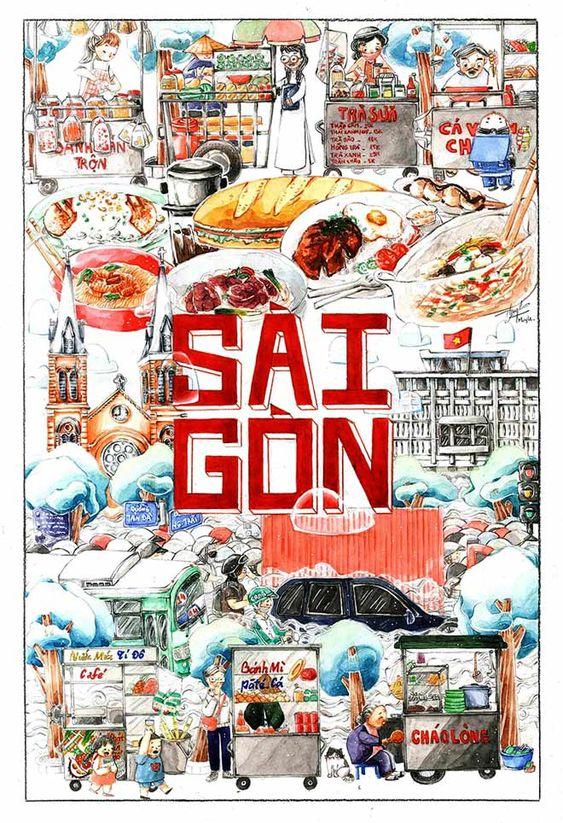 100 điều phải thử ở Sài Gòn