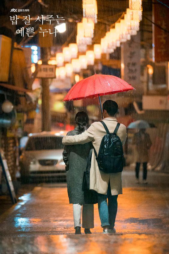 Something In The Rain (Chị Đẹp Mua Cơm Ngon Cho Tôi – 2018)