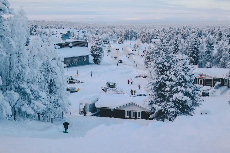 Thị trấn Lapland, Phần Lan