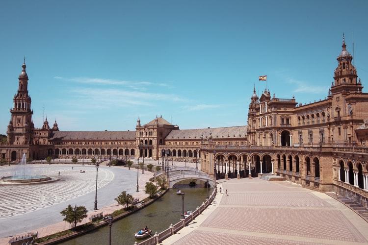 Plaza de España, Sevilla, Tây Ban Nha