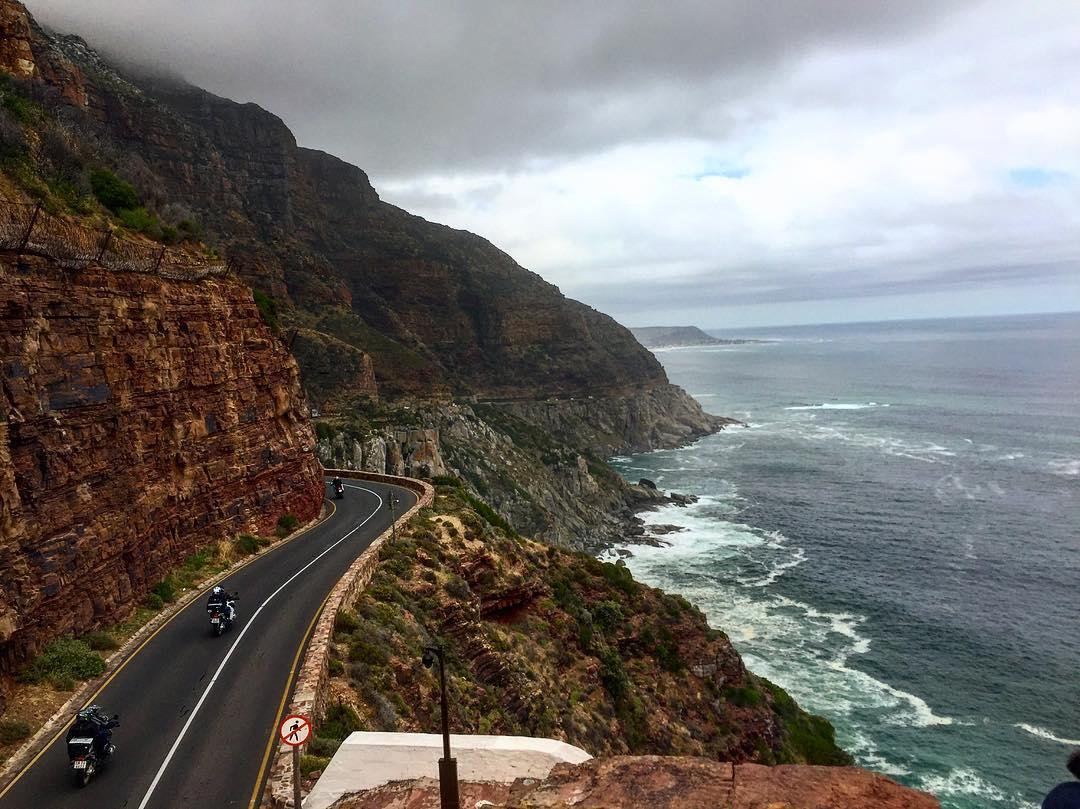 Chapman's Peak Drive, Cape Town, Nam Phi
