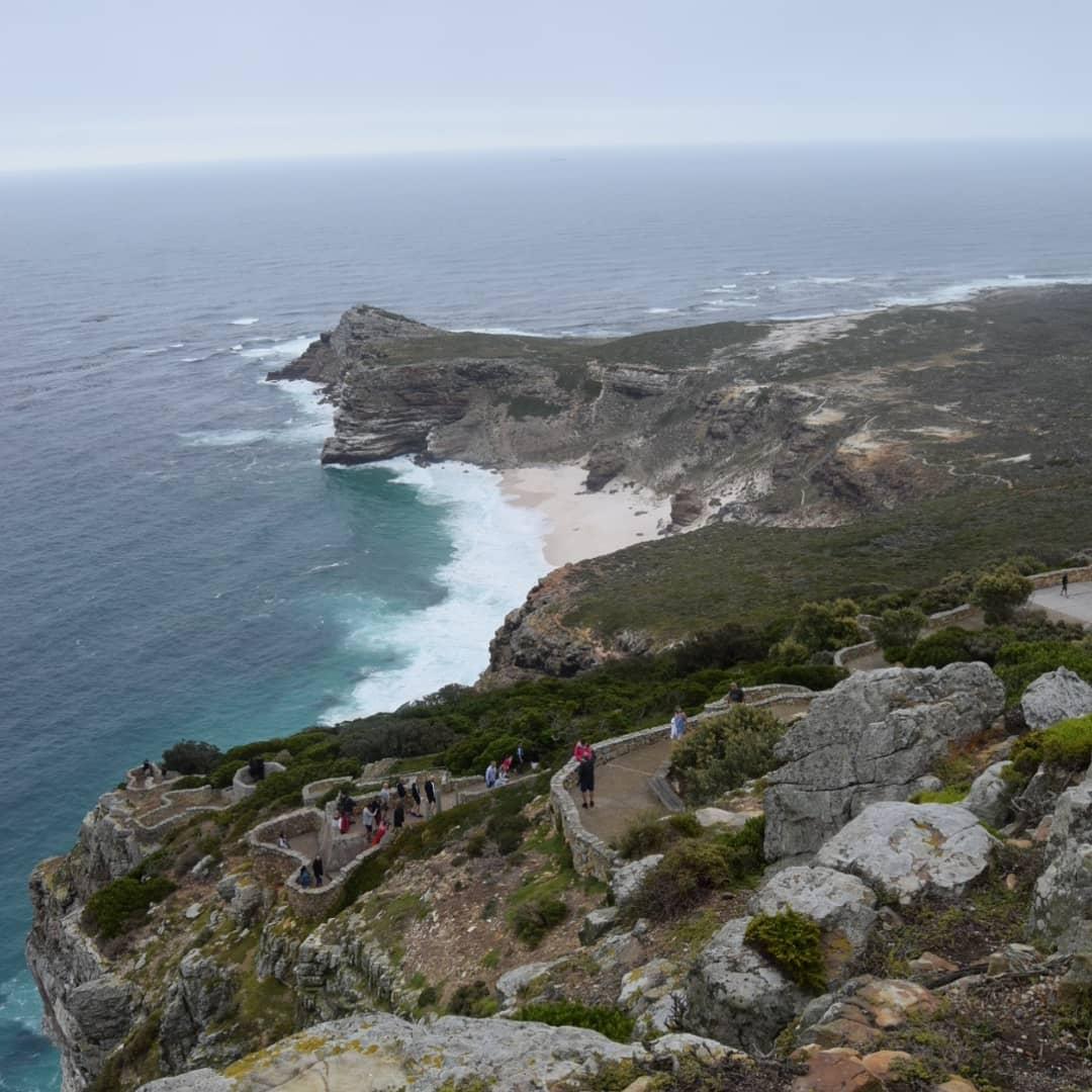 Ngọn hải đăng Cape Point, Mũi Hảo Vọng, Cape Town, Nam Phi