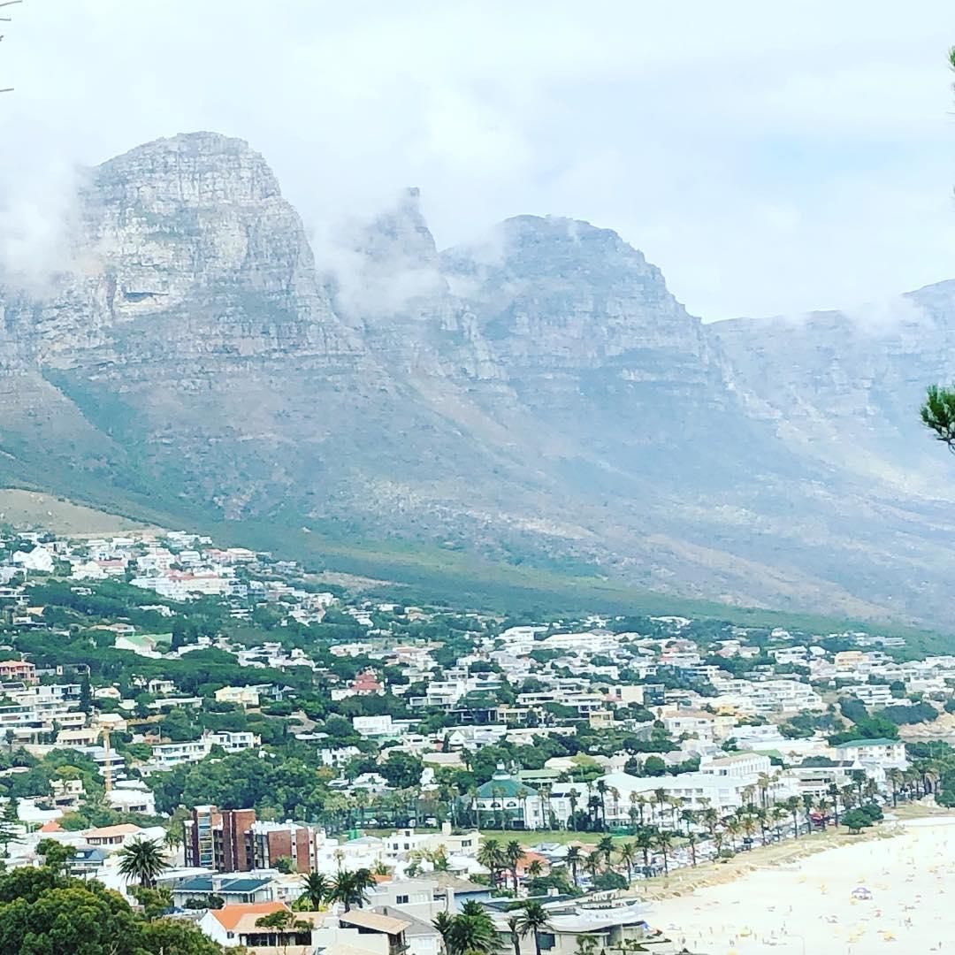 Núi Bàn, Cape Town, Nam Phi