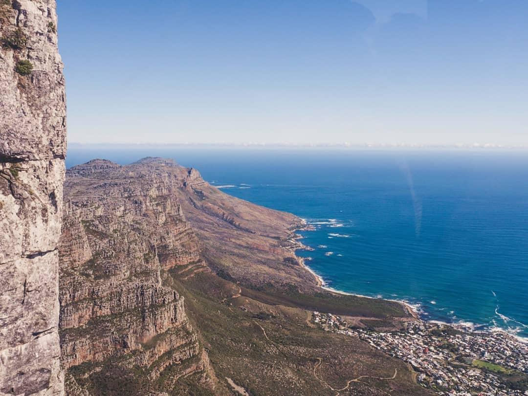 Núi Bàn (Sudafrica), Nam Phi