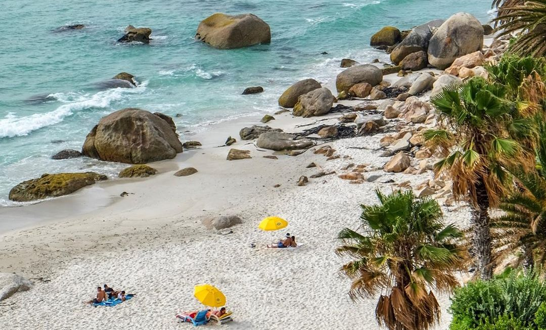 Bãi biển Clifton, Cape Town, Nam Phi