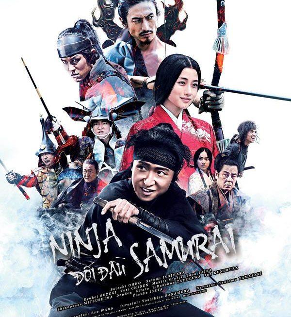Review phim Ninja đối đầu Samurai – Mumon: Shinobi no kuni