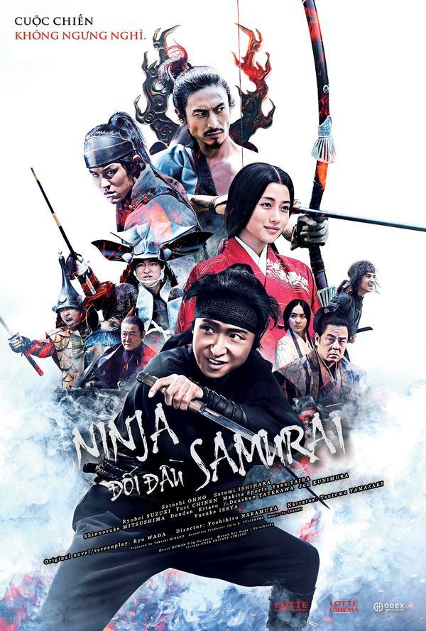Ninja Đối Đầu Samurai, Mumon: Shinobi No Kuni