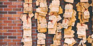 """""""Những lá thư đến từ tương lai"""" - những lá thư truyền cảm hứng"""