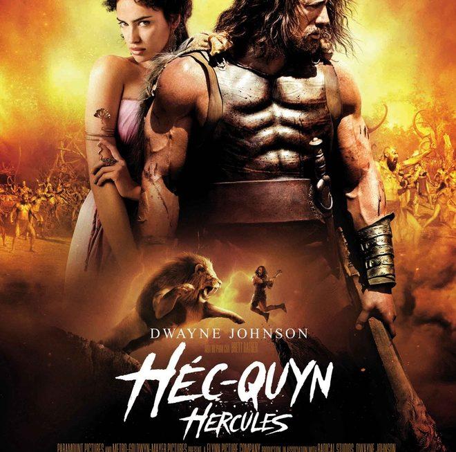 Review Phim Hercules - Hành trình trở thành người chân chính