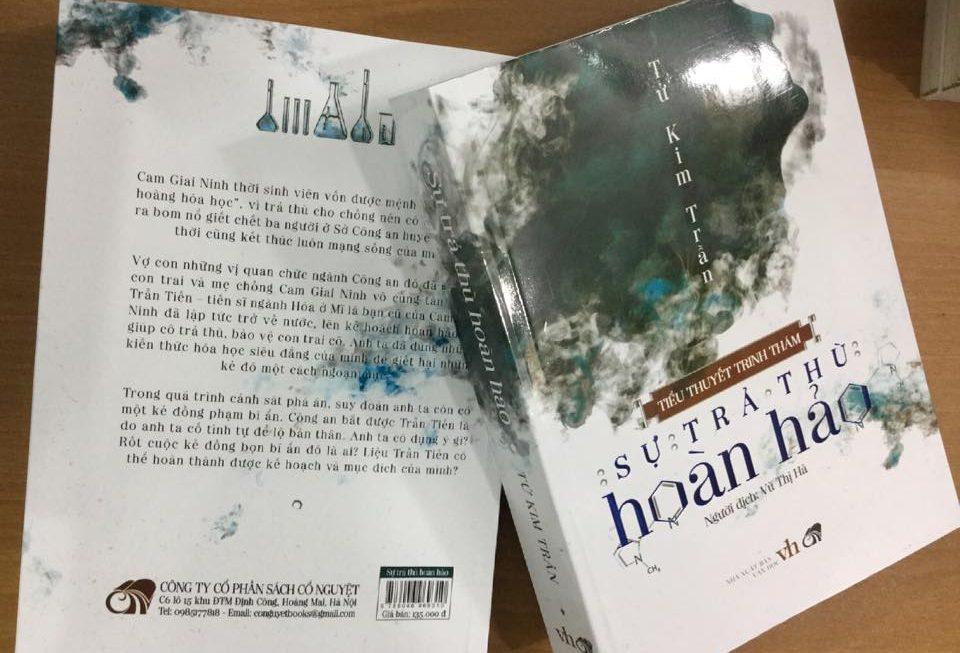 Review sách Sự Trả Thù Hoàn Hảo