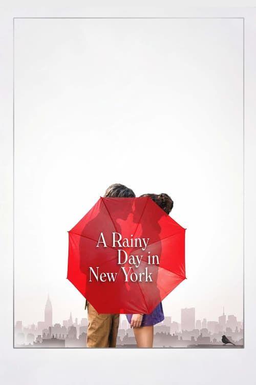 """[Phim] """"A rainy day in New York"""" - Cơn mưa rào và những con tim yêu màu cổ điển"""