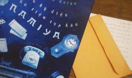 """""""Điều kỳ diệu ở tiệm tạp hóa Namiya"""" – Xuyên không tìm thấy bí mật của hạnh phúc"""
