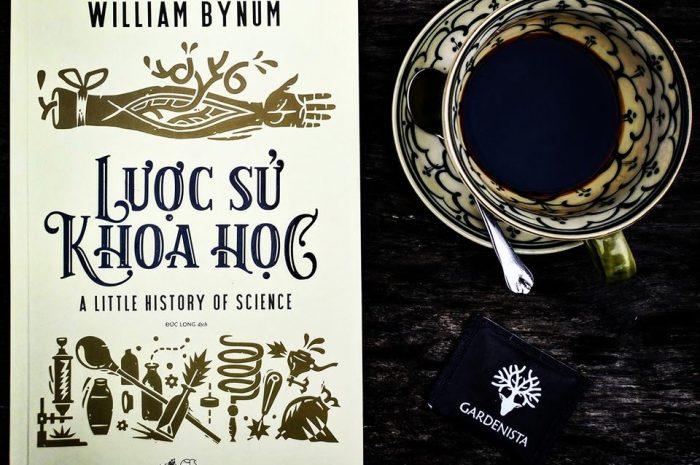 """[Sách] """"Lược sử khoa học"""" – Một trong năm """"kỷ quan"""" của nhà Lược Sử"""