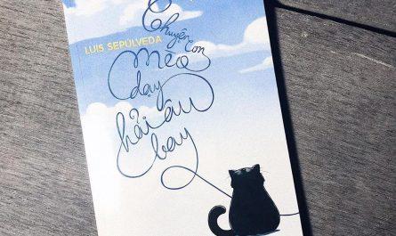"""[Sách] """"Chuyện con mèo dạy hải âu bay"""" – Khi con người học cách yêu thương của loài vật"""
