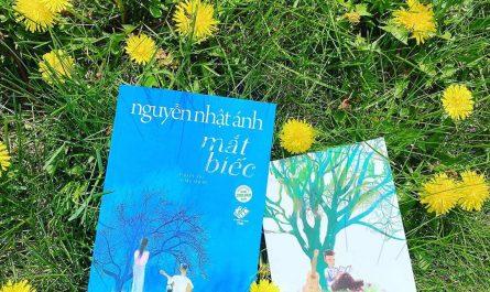 """[Sách] """"Mắt Biếc"""" - Tình cảm đơn phương sâu đậm và cái kết buồn"""