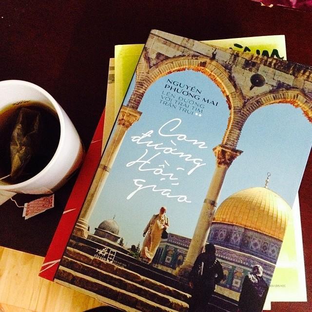 """[Sách] """"Con đường Hồi Giáo"""" - Ngỡ ngàng với sự thật về Trung Đông"""