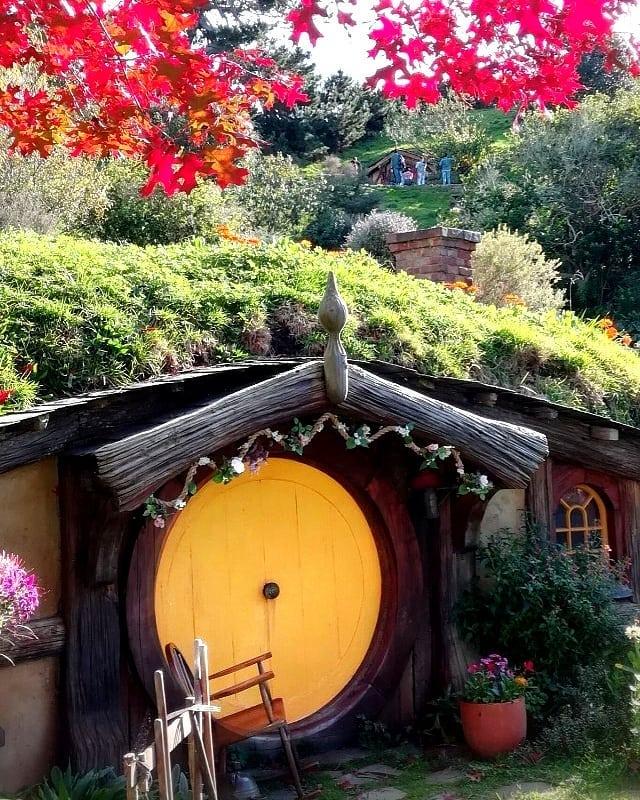 Làng Hobbit, Matamata, New Zealand
