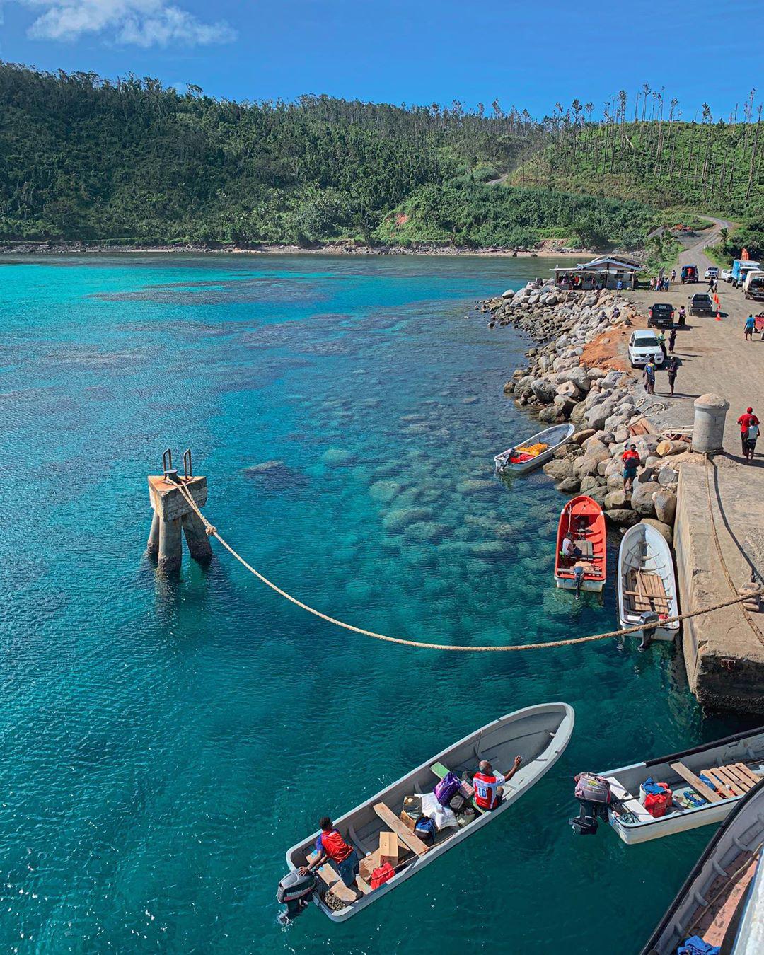 Hòn đảo Kadavu, Fiji, Châu Đại Dương