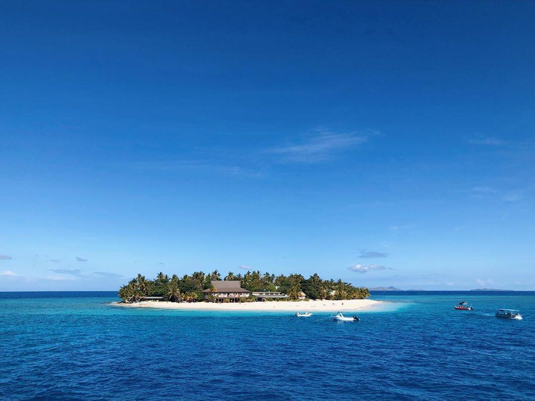 Đảo Beachcomber, Fiji