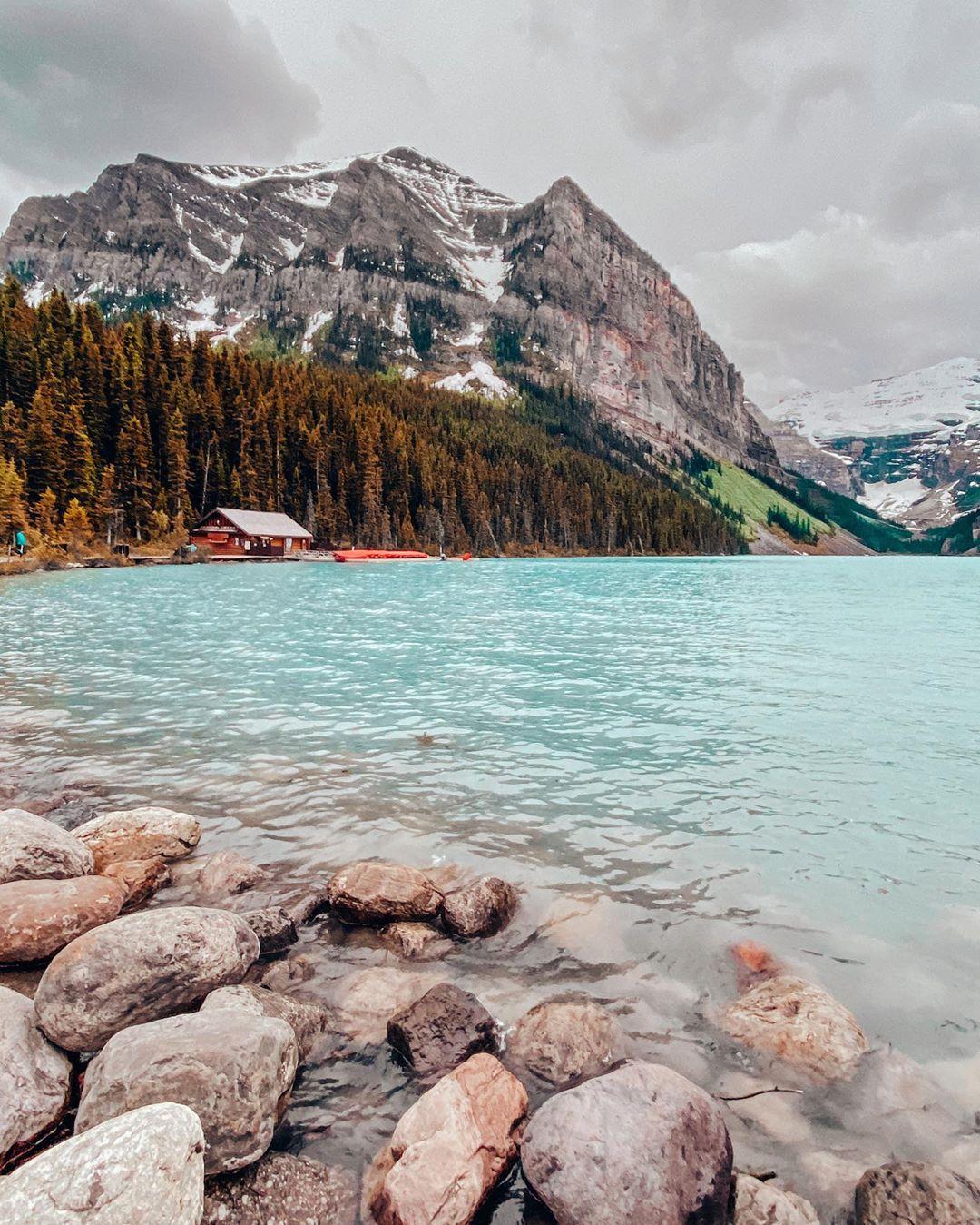 Hồ Louise, Alberta, Canada