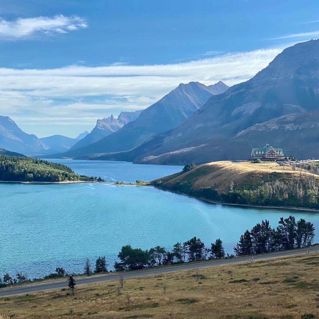 Vườn quốc gia Waterton, Canada