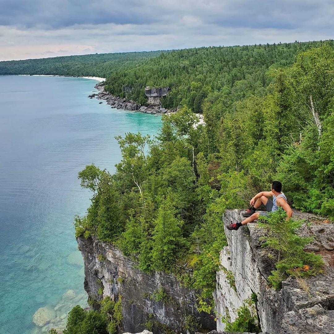Công viên quốc gia Bruce Peninsula, Canada