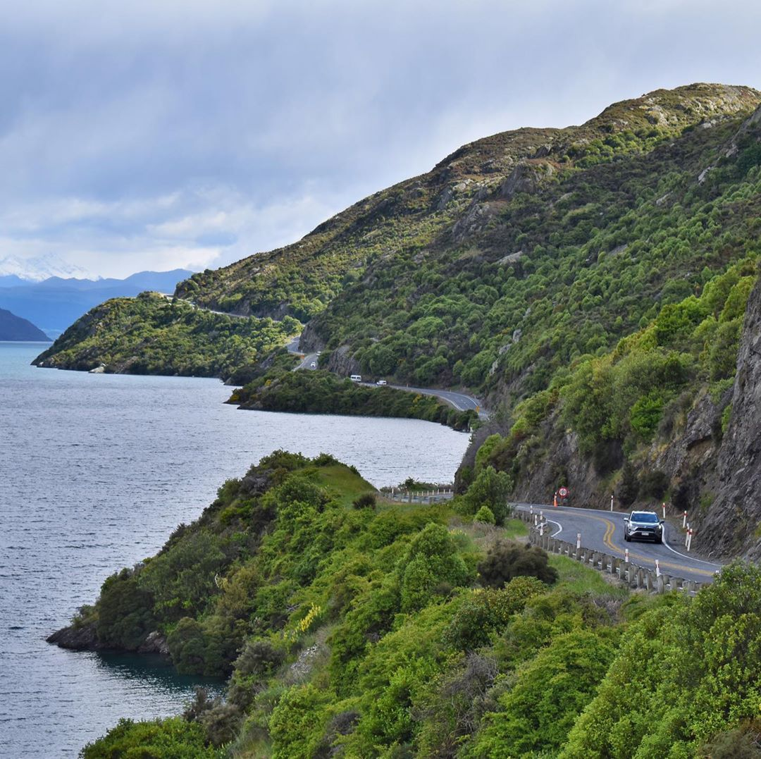 Hồ Wakatipu, Queenstown, New Zealand