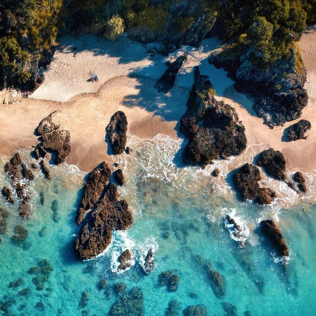 Palm Beach, đảo Waiheke, New Zealand