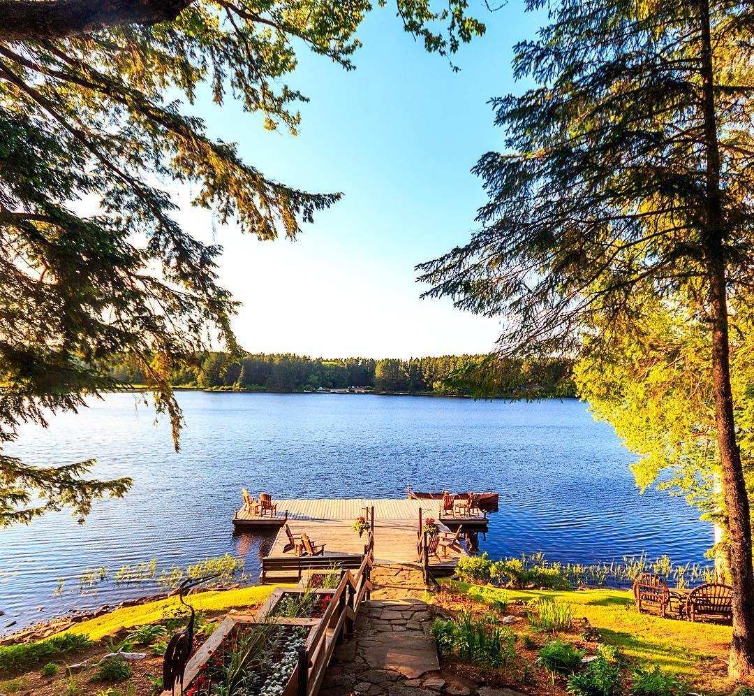 Công viên tỉnh Algonquin, Canada