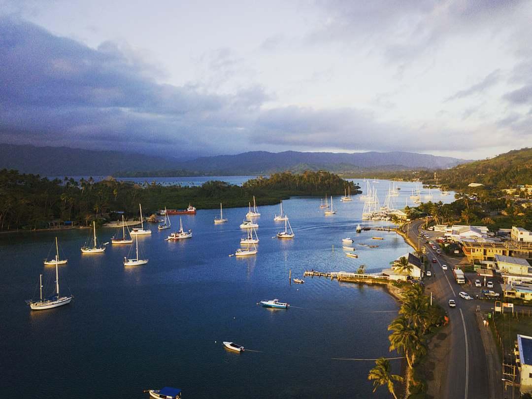 Thị trấn Savusavu, Fiji, Châu Đại Dương