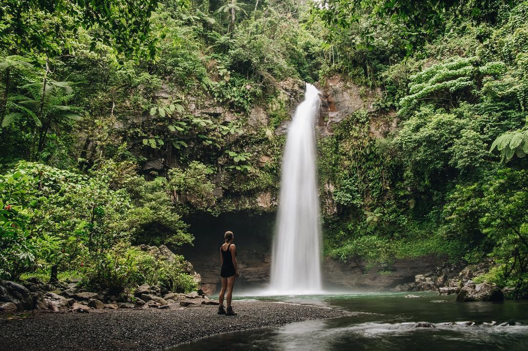Thác Tavoro, Fiji, Châu Đại Dương