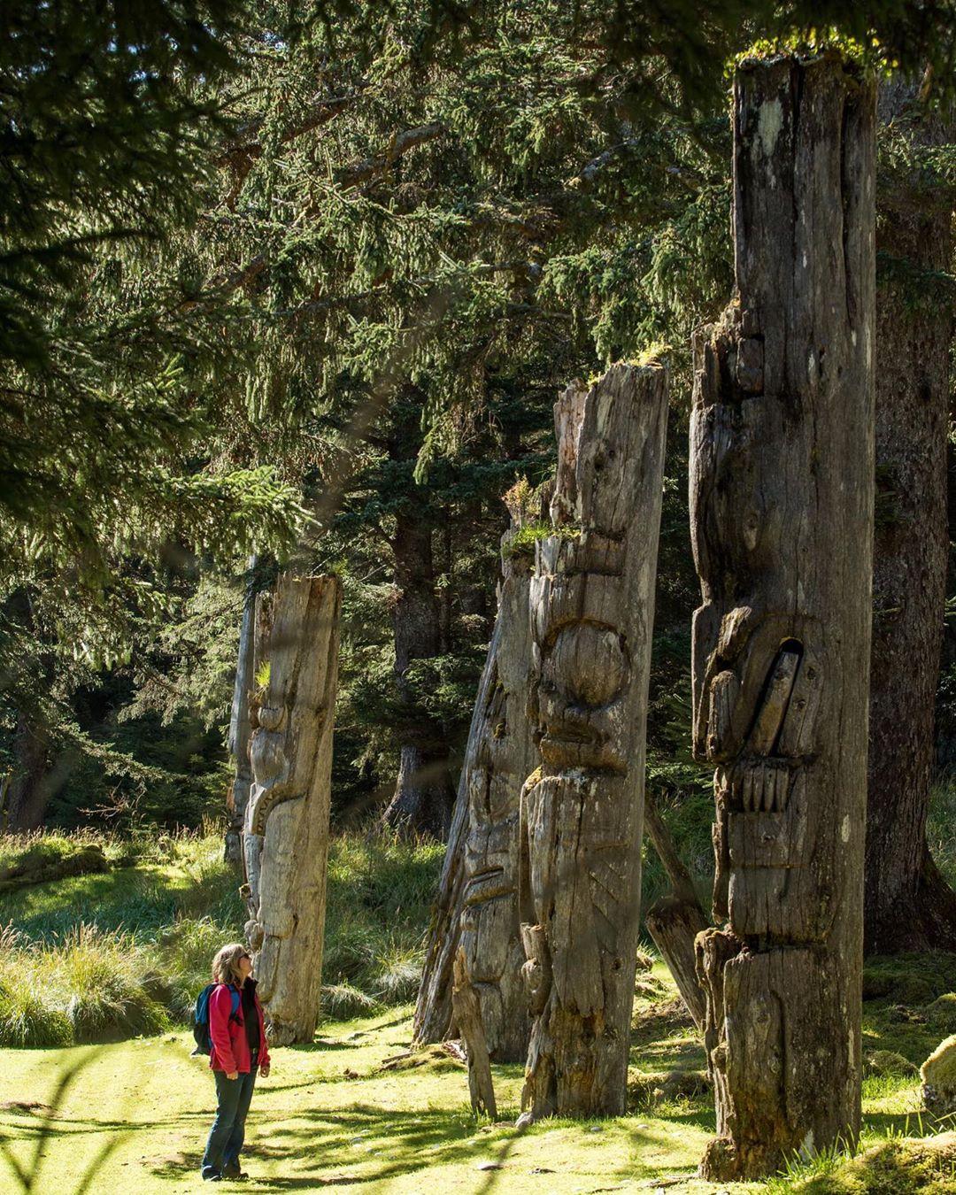 Vườn Quốc gia Gwaii Haanas, Canada