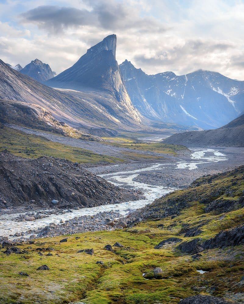 Đảo Baffin, Canada